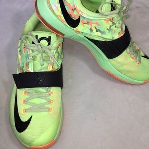 official photos b0bc3 5a70c discount nike shoes nike kevin durant kd 7 easter zoom camo pastel 11 8f2db  9165c